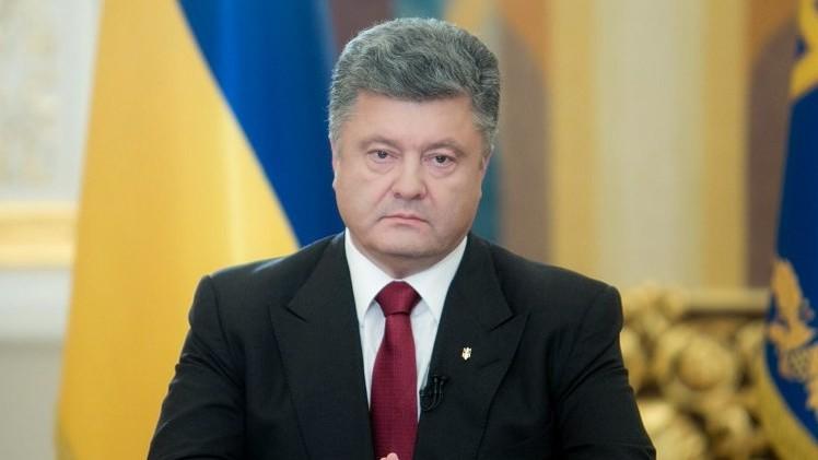 تشوركين يرى أن كييف تشوه موقف بان كي مون من خطة السلام التي قدمها الرئيس بوروشينكو