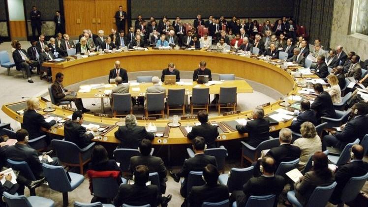 جلسة لمجلس الأمن حول أوكرانيا اليوم الثلاثاء