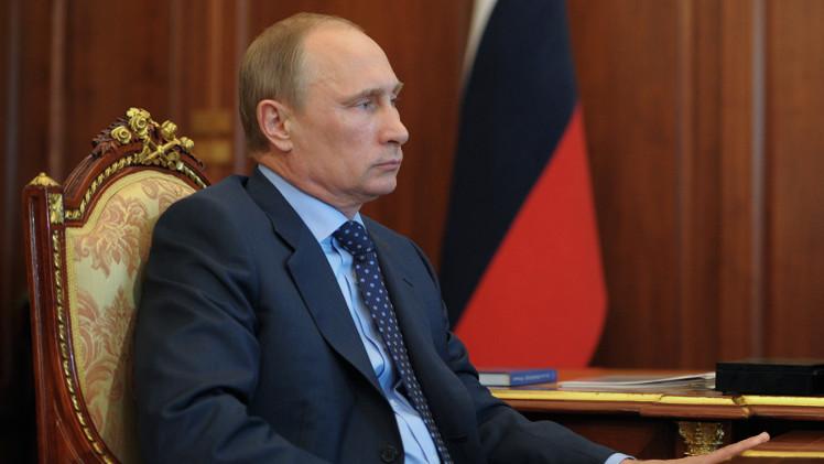 بوتين يقترح على مجلس الاتحاد الروسي إلغاء التفويض باستخدام القوة في أوكرانيا