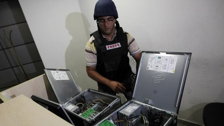 موسكو تدين اقتحام القوات الإسرائيلية مكتب قناة RT في رام الله