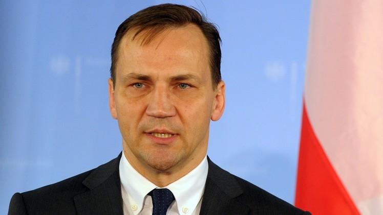 فضيحة .. وزير خارجية بولندا يقول في تسجيل صوتي إن العلاقات مع الولايات المتحدة ضارة ببلاده