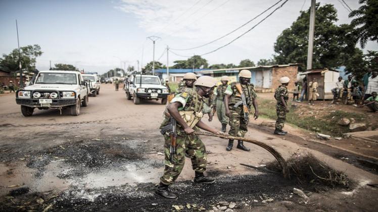مقتل 17 مسلما على يد مليشيات مسيحية مسلحة في إفريقيا الوسطى