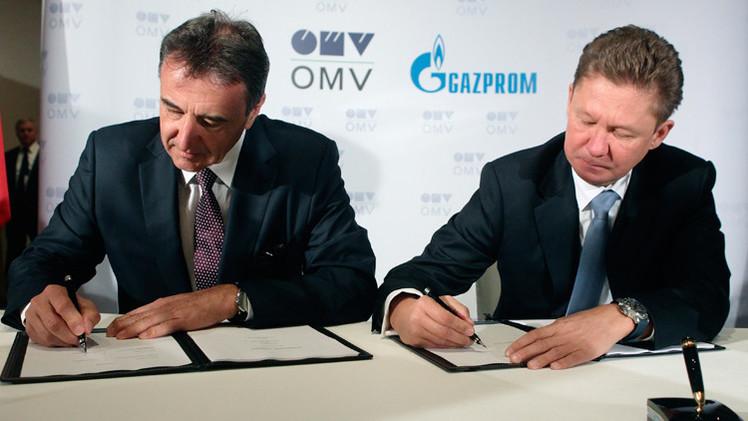 روسيا والنمسا توقعان اتفاقية لتنفيذ مشروع السيل الجنوبي على الأراضي النمساوية
