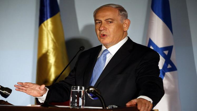 نتانياهو يثني على عباس وينتقد مصالحته مع حماس