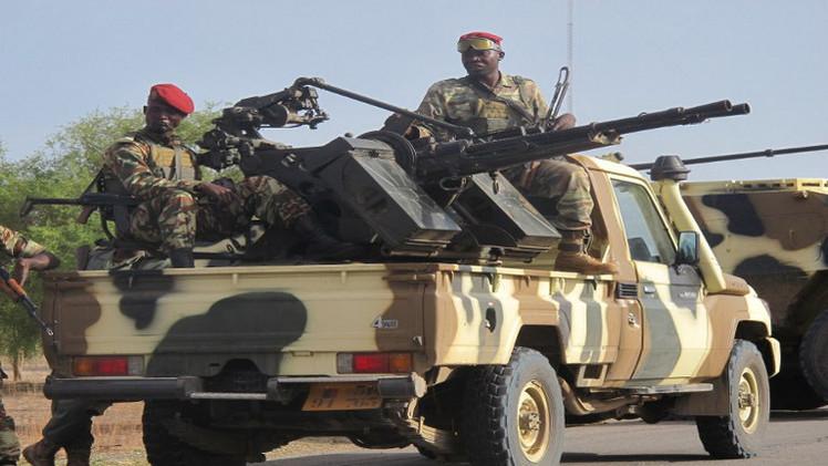 مقتل 8 من عناصر جماعة