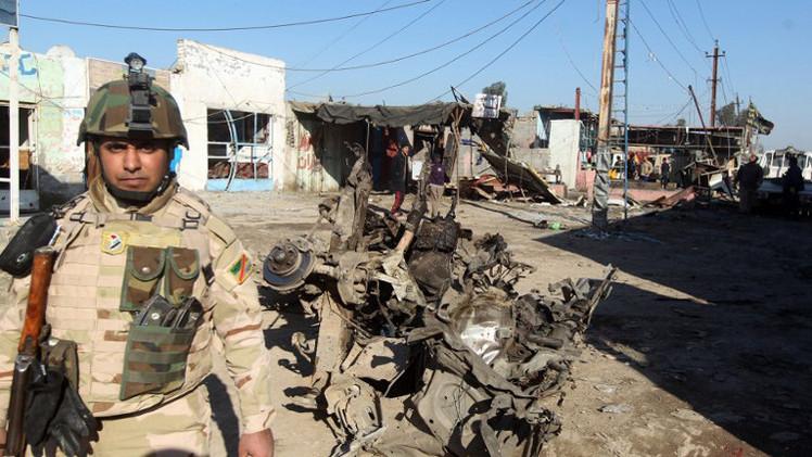 مقتل 38 شخصا في غارات للجيش العراقي