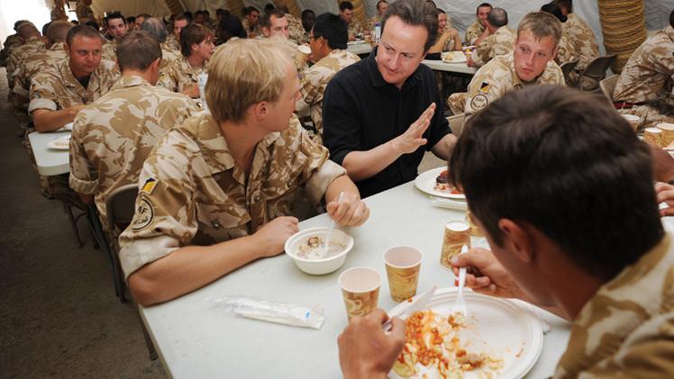مخاوف من تحول السمنة إلى عدو يهدد الجيش البريطاني