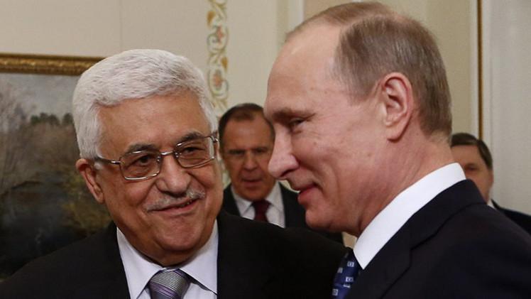 بوتين يبحث مع عباس الأربعاء التعاون الثنائي وآفاق عملية السلام