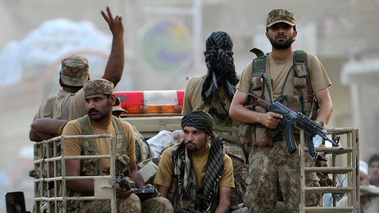 مقتل نحو 50 مسلحا في عملية أمنية بشمال باكستان