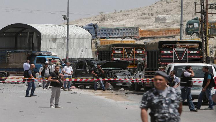 الجيش اللبناني يعتقل 5 أشخاص للاشتباه في تخطيطهم لاغتيال شخصية أمنية