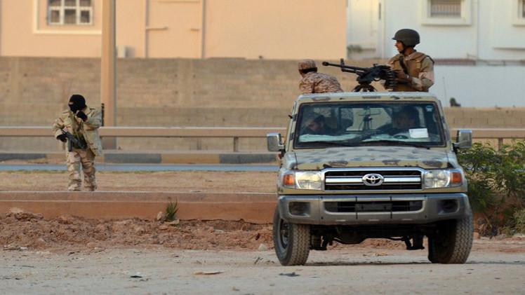 مقتل 3 جنود ليبيين في مواجهات بمدينة بنغازي