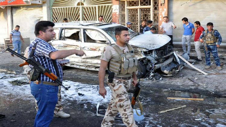 مقتل 17 شخصا في هجمات في العراق