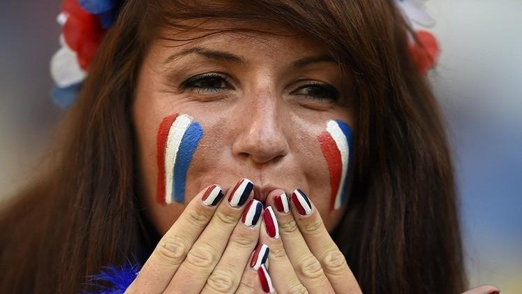 التشكيلة الرسمية لمباراة فرنسا والأكوادور
