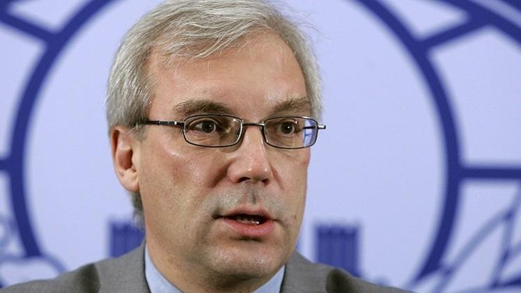 مندوب روسيا لدى الناتو: موسكو تتخذ الإجراءات ردا على تعزيز قدرات الحلف