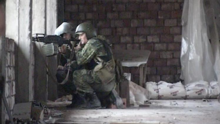 مقتل مسلح في عملية أمنية خاصة جنوب داغستان