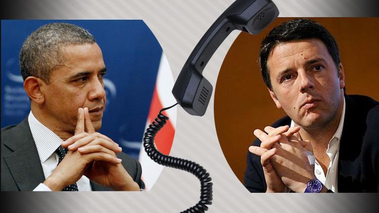 الولايات المتحدة وإيطاليا تؤكدان أهمية الحوار في تنفيذ خطة السلام بأوكرانيا