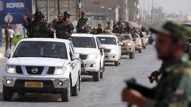 المالكي يؤكد قيام طائرات سورية بقصف مواقع