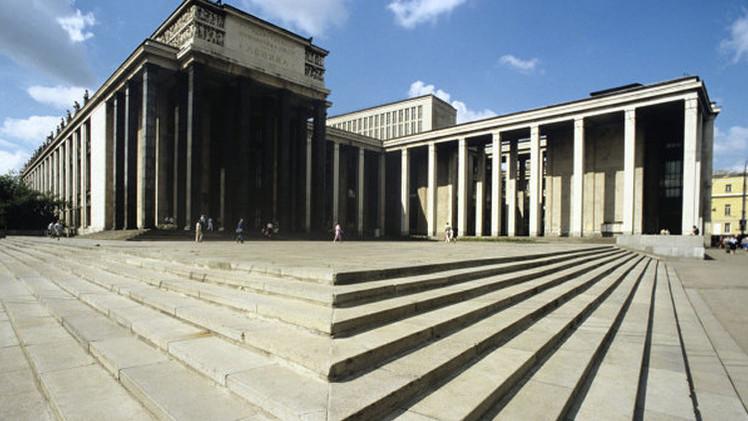 المكتبة الحكومية الروسية تكشف عن أرشيف للكتب المحظورة
