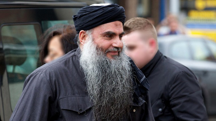 تبرئة أبو قتادة من تهمة التآمر لارتكاب أعمال إرهابية