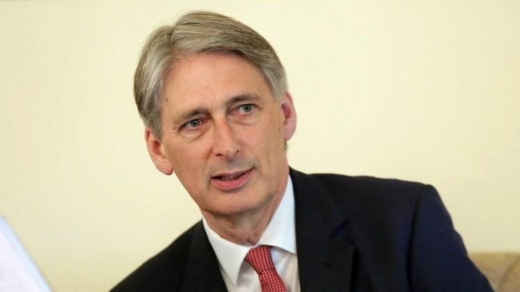 وزير الدفاع البريطاني: سنتدخل إذا هدد