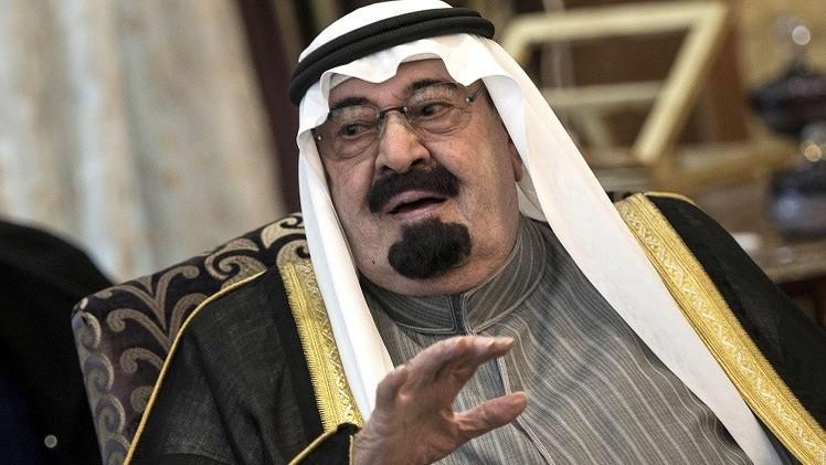 العاهل السعودي يأمر باتخاذ إجراءات لحماية المملكة من الإرهاب