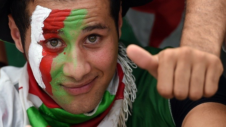 الجزائر تهدي العرب حلما طال انتظاره في مونديال البرازيل 2014