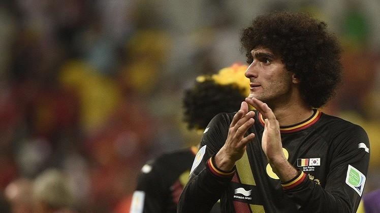 بلجيكا ترافق الجزائر إلى دور الـ 16 لمونديال البرازيل