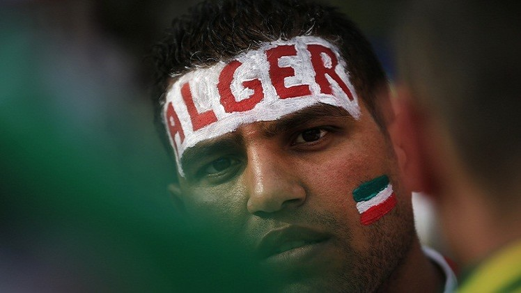 الجزائر ثالث منتخب عربي يبلغ دور الـ 16 بالمونديال