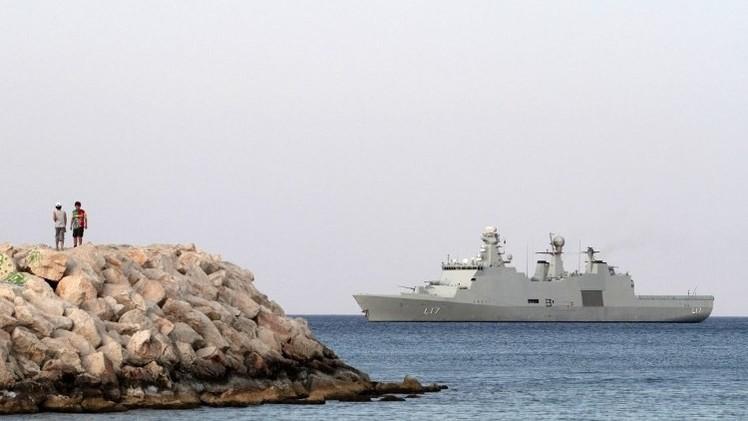 نقل الكيميائي السوري إلى سفينة أمريكية في 2 يوليو