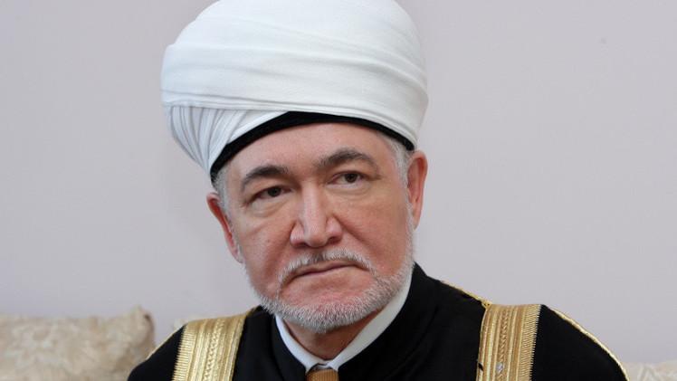 راوي عين الدين يدعو مسلمي روسيا للتمسك بالسلام بين الأديان