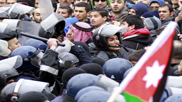 تجدد الاشتباكات في مدينة معان الأردنية