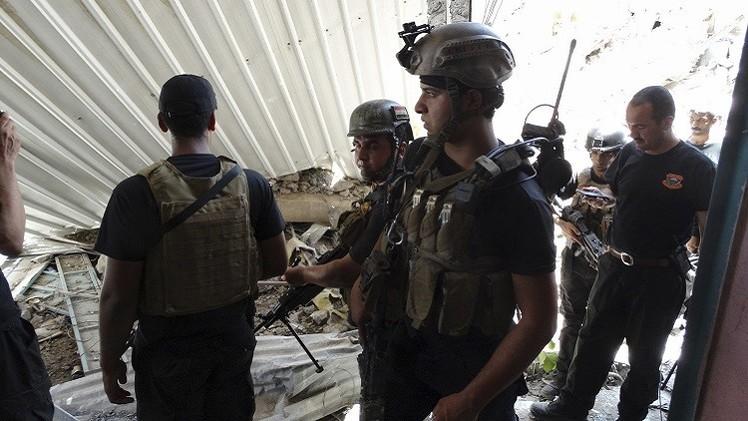 الجيش العراقي يواصل معاركه لطرد المتشددين من تكريت