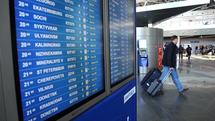 موسكو تخطط لتشييد مطار دولي رابع