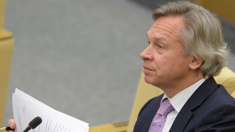 بوشكوف في أذربيجان يرفض مشروع قرار يدين الأعمال الروسية في أوكرانيا