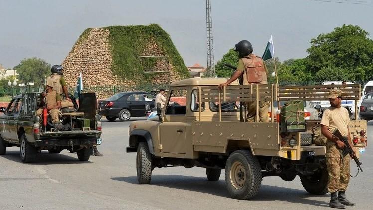 مقتل 17 مسلحا في غارة للطيران الباكستاني شمال غرب البلاد