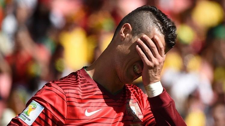 ريال مدريد أكبر المستفيدين من مستوى رونالدو السيء في المونديال
