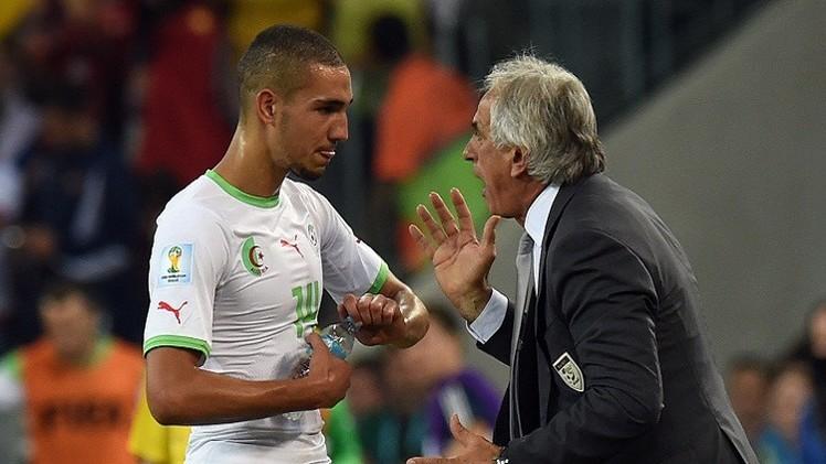 خليلوزيتش يطلب من لاعبي الجزائر الإفطار يوم المواجهة مع ألمانيا