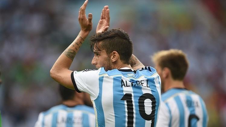 الأرجنتين تلعب