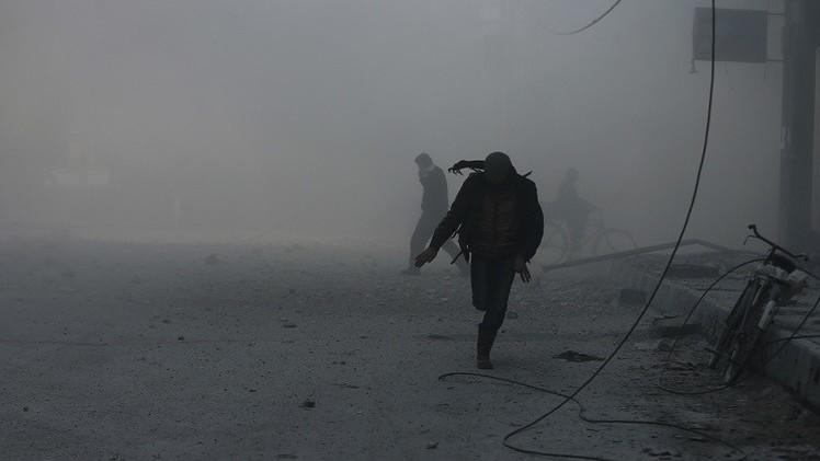 عشرات القتلى والجرحى إثر تفجير سيارة في مدينة دوما بريف دمشق