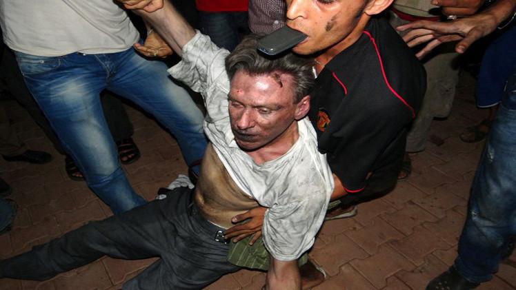 نقل المشتبه به في الهجوم على القنصلية الأمريكية ببنغازي إلى واشنطن