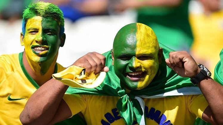 التشكيلة الرسمية لمباراة البرازيل وتشيلي