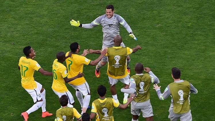 البرازيل تتفادى طوفان تشيلي وتتأهل لربع نهائي المونديال بركلات الترجيح