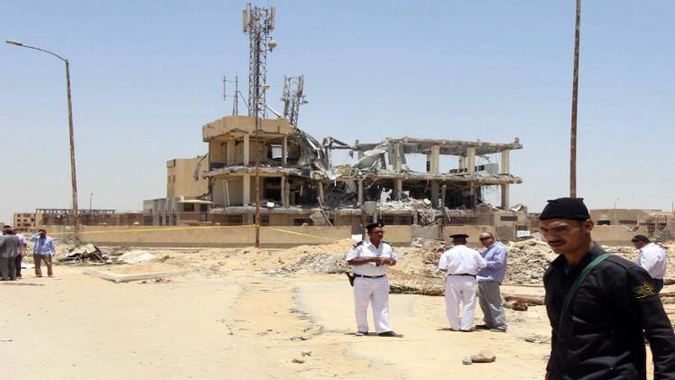 مقتل 4 من رجال الشرطة المصرية في هجوم شمال سيناء