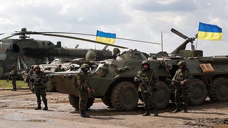 الدفاع الشعبي يتهم الجيش الأوكراني باستخدام الكيميائي