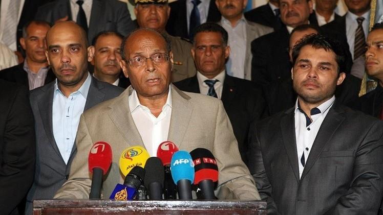 وصول التونسيين المفرج عنهما في ليبيا إلى تونس