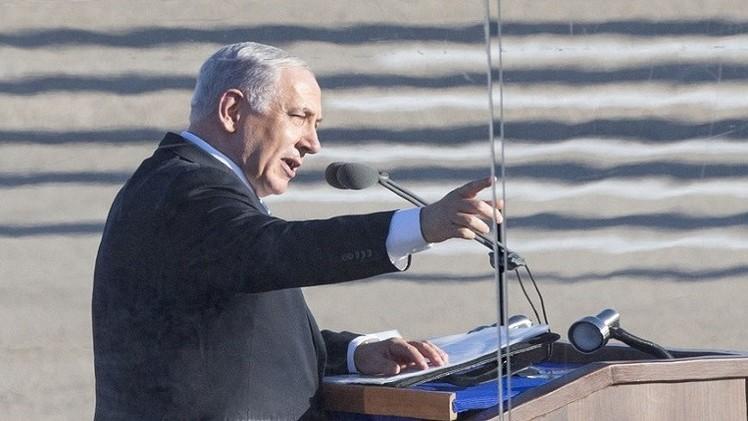 نتانياهو يدعو إلى دعم الأردن في مواجهة داعش