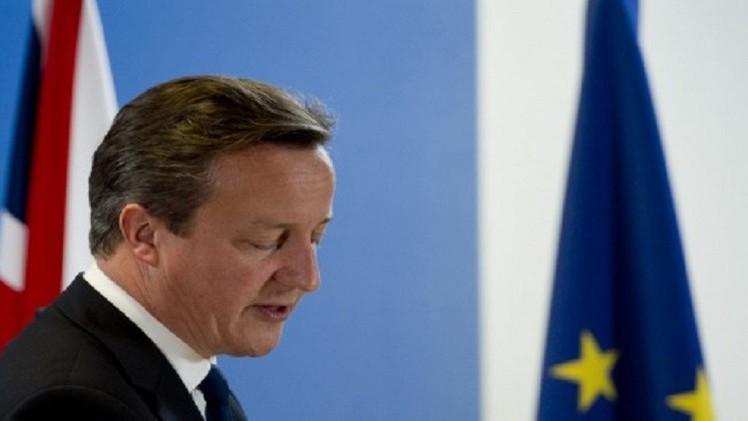 كاميرون: بريطانيا مستعدة للبقاء في الاتحاد الأوروبي في حال منحت وضعاً خاصاً