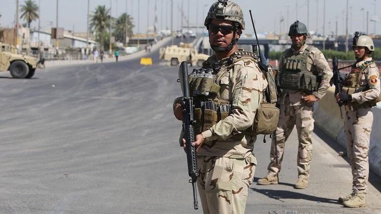الجيش العراقي يتقدم لاستعادة السيطرة الكاملة على تكريت
