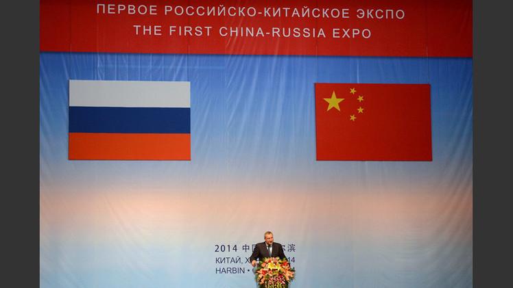 موسكو وبكين تسعيان لرفع التبادل التجاري إلى 200 مليار دولار قبل عام 2020