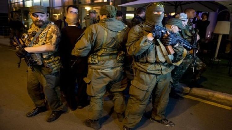 الوضع شرق أوكرانيا يمنع زيادة المراقبين الأوروبيين